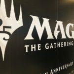 【25周年】マジック:ザ・ギャザリング展に行って昔を思い出してきた